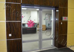 офисные двери интерьер