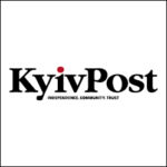 еженедельная англоязычная газета Kyiv Post