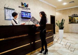 оформлення готелю