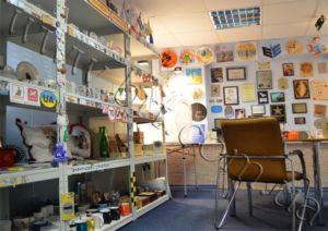 выставочная комната брт