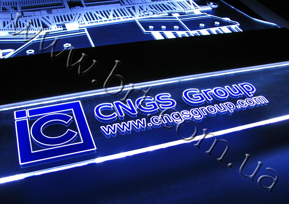 Edge Lit Signs | Agency of Advertisment Technology